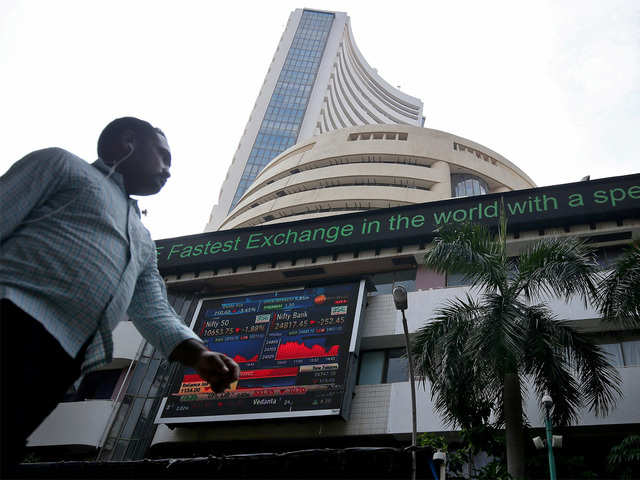 Sensex, Nifty off to a choppy start as caution prevails ahead of Q3 results