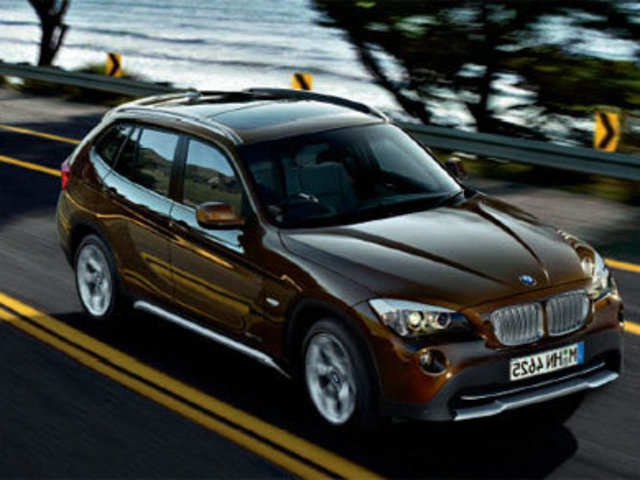 Bmw India Launches Its Cheapest Model X1 The Economic Times