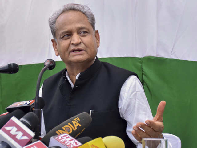 Modi seems more like Bollywood actor than politician, worked less did jugglery more: Ashok Gehlot