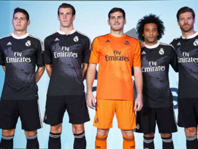 save off c21c8 472d5 Suditi bags rights for Real Madrid fan wear in India - The ...