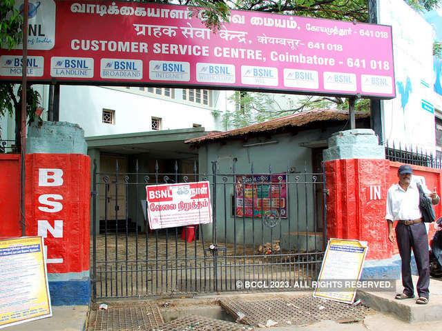 Narendra Modi: BSNL employee unions allege govt patronising
