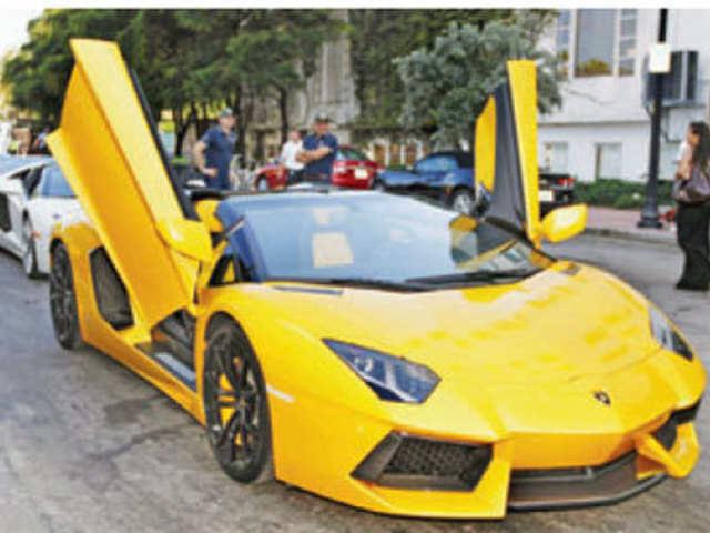 Luxury Brands Like Lamborghini Judith Lieber And Pernod Ricard