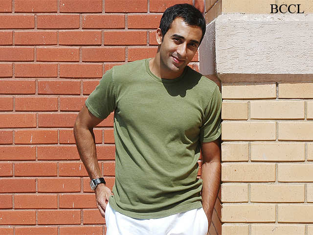 I was in splits rehearsing for sex scenes, says Rahul Khanna