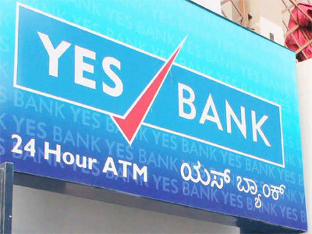 Yes Bank shares down over 4% after Morgan Stanley Capital
