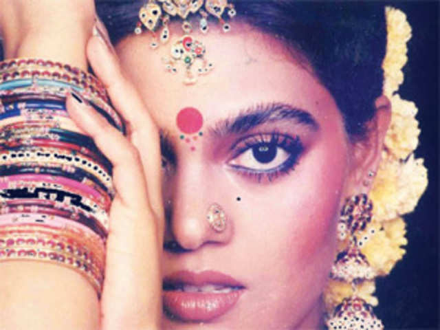 Silk Smitha's story was of brutal economics and sexual politics of ...
