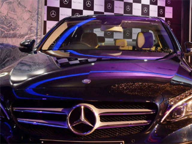 Carmaker Driving In Fast Lane Mercedes Benz India Launches New
