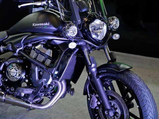 Kawasaki Motors Kawasaki Bullish On Premium Bike Sales In India