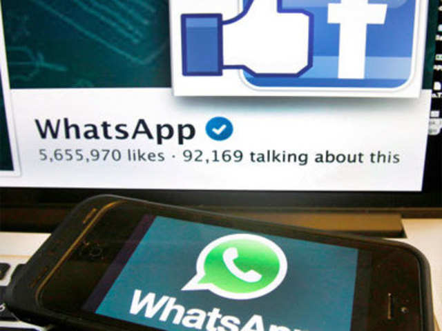 WhatsApp buyout to help Facebook expand presence in India