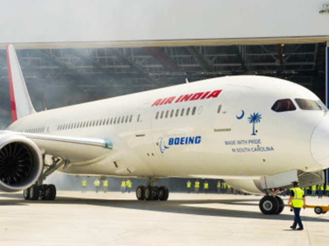 Air India gets its third Dreamliner - The Economic Times