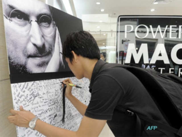 Steve Jobs: Steve Jobs was in 'tight control of his choices