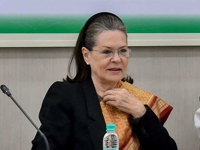 Sonia Gandhi launches blistering attack on Narendra Modi-led govt for undermining UPA policies