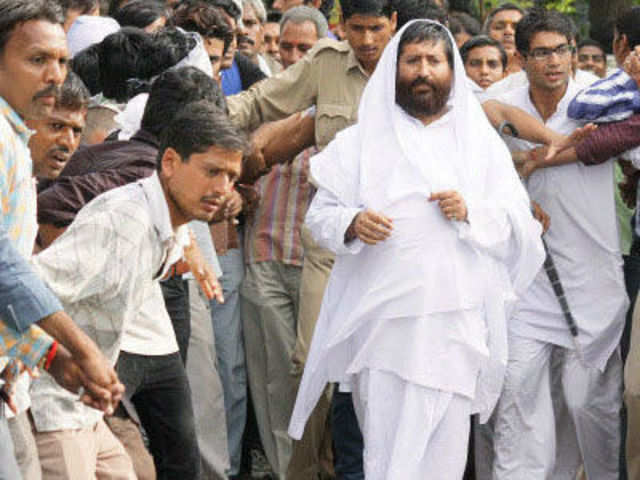 Image result for Asaram's son Narayan Sai convicted in rape case
