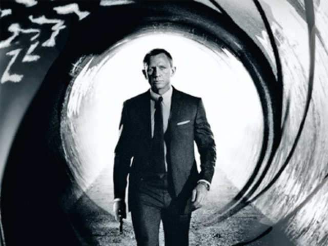 Advertising Brands That Featured In James Bond Films The Economic