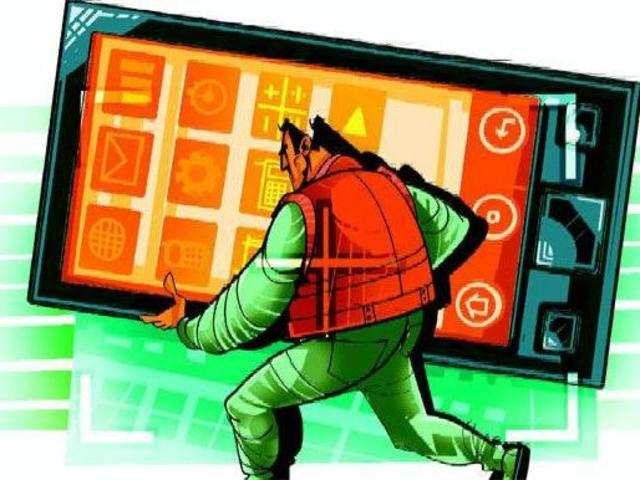 Mobile apps popular among tourists for booking tickets - The