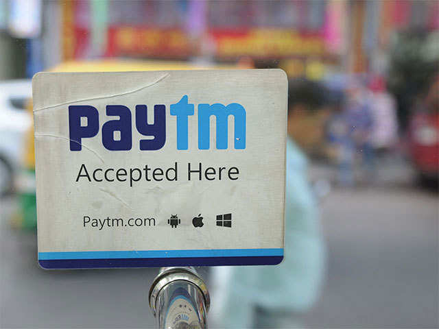 8c9f82388de Transaction issues on Paytm continue - The Economic Times