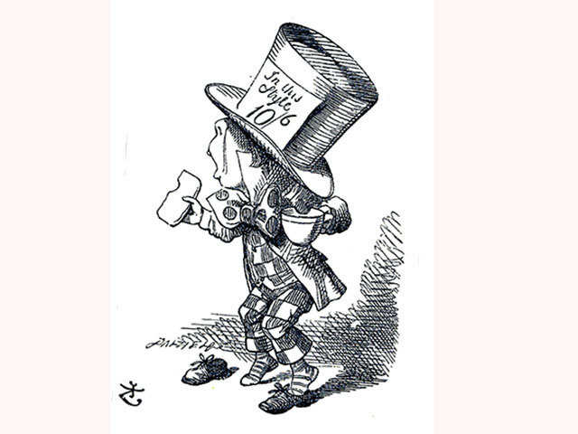 0b3b35ab295 Mad Hatter Day  Interesting facts about this famous  Alice in Wonderland   character