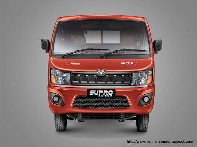 31168a450cec2f Mahindra and Mahindra (M M) today rolled out two new products -- the Supro  Van in the passenger van segment while the Supro Maxitruck in load carrier  ...