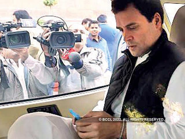 Shakti APP: Congress app gives 'Shakti' to party workers