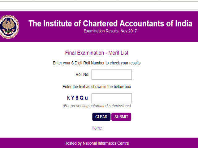 ICAI CA Final Result Declared: Here is how to check your
