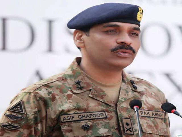 Pakistan Army Appoints Major General Asif Ghafoor As New Spokesman