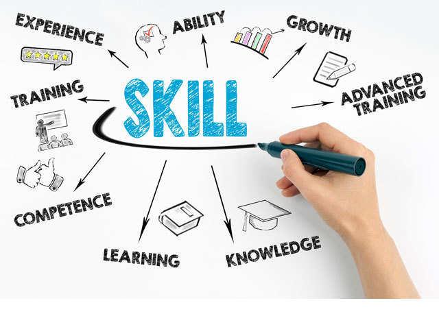 10-key skills