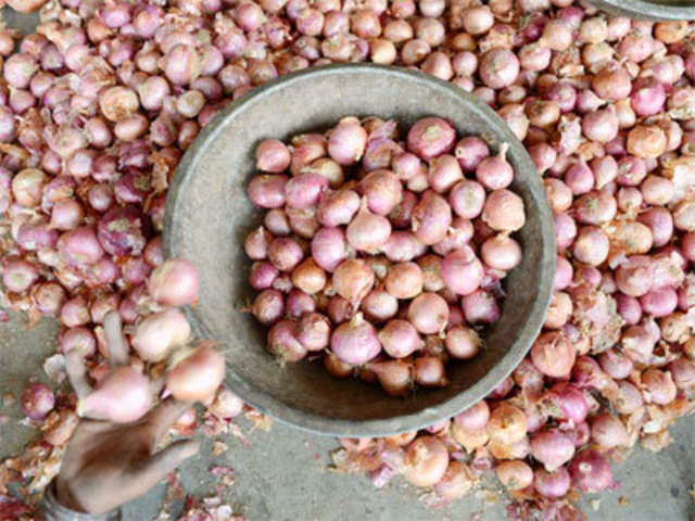 MEP on onion export to help stabilise prices - The Economic Times