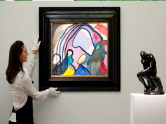0273de41e502 Sotheby s annual Old Masters Week sales over  70 million - The ...