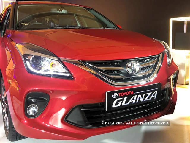 Toyota Glanza Toyota Launches Glanza Prices Start At Rs 7 2 Lakh