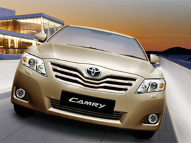 Toyota To Launch Its All New Premium Luxury Car Camry In India On