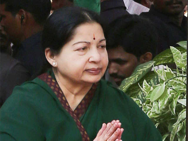 Chronology of events leading to Jaya's return as Chief Minister of