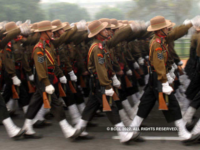 Shirtless And Marching To His Own >> Indian Army Indian Army To Cut 50 Of Supply From State Run