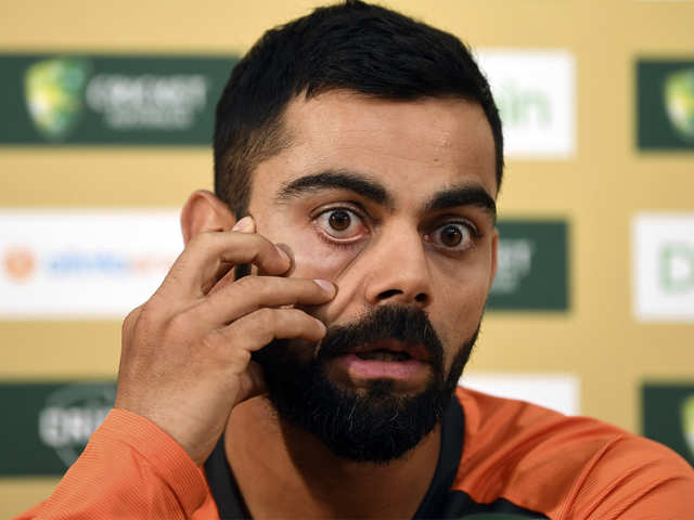 7d18f74267b I don t need to carry banner for people to know who I am  Virat Kohli on  his image