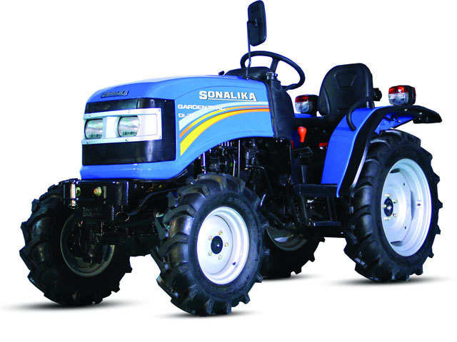 sonalika tractor hd