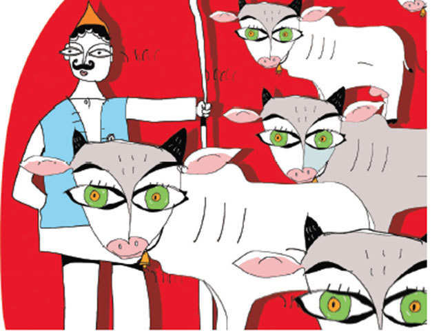 West Bengal BJP's 'Goraksha' cell busy protecting cows