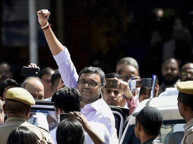 INX Media case: Delhi HC reserves order on Karti Chidambaram's bail plea