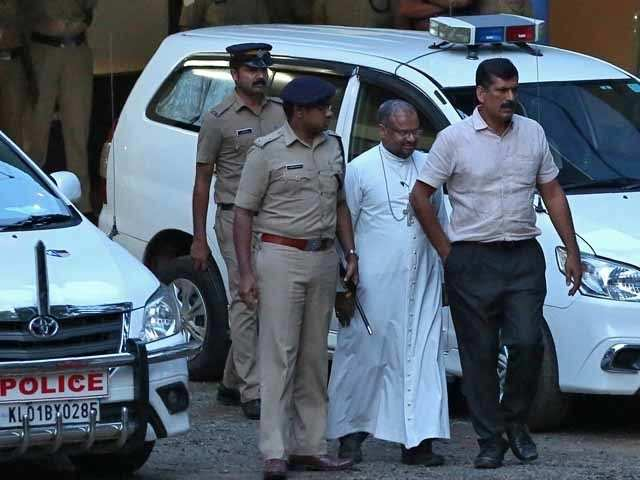 Rape-accused bishop likely to be arrested soon