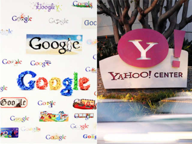 The Government Is Investigating Whether Indian Units Of Us Internet Giants Google Inc And Yahoo May Have Violated Country S Foreign Exchange
