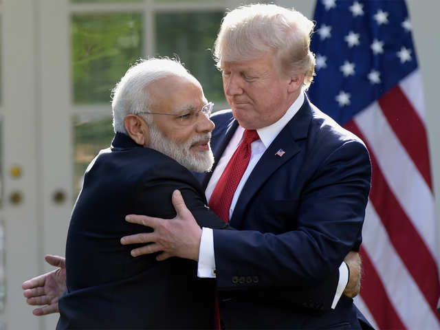 Trump Modi to meet in June-tnilive