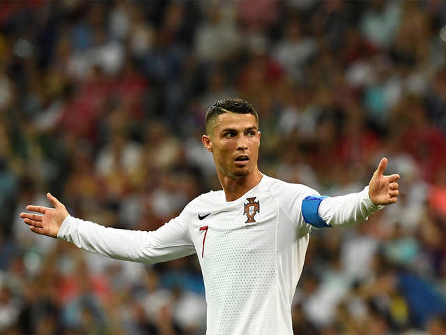 37f0c9867d6e Juventus supports Ronaldo; Nike, EA Sports 'deeply concerned' by rape  allegations