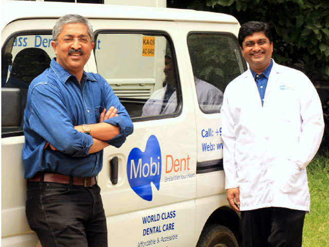 Bengaluru startup MobiDent offers dental services on call