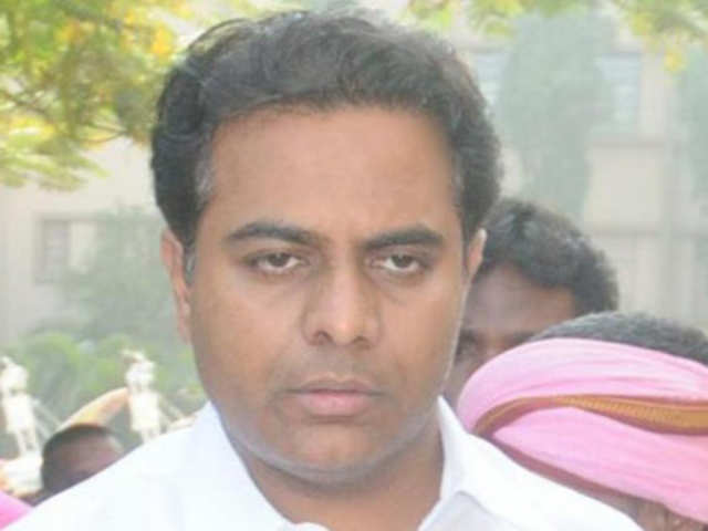 KTR angry on pragya singh thakur for her comments on gandhi and godse-tnilive