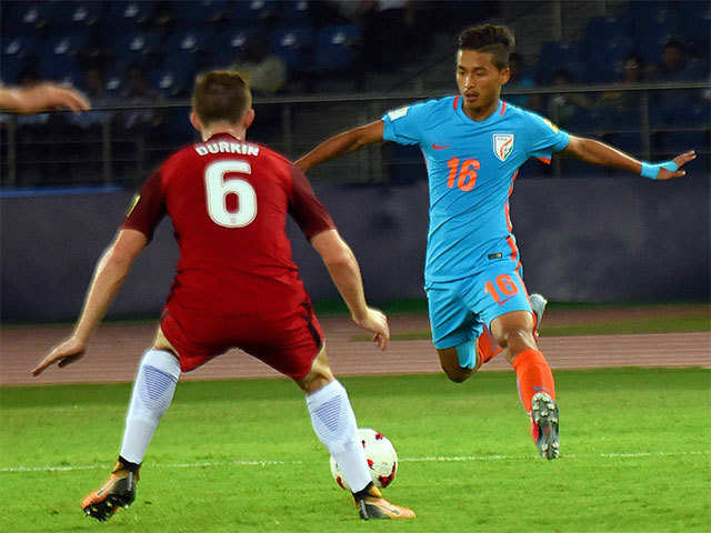 a6565551293 Superior USA beat India 3-0 in U-17 FIFA World Cup opener - The ...