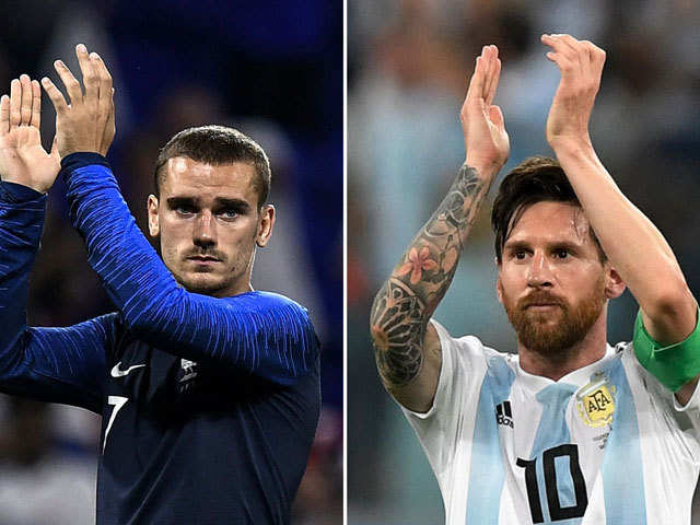 Huffy-puffy France out to end Lionel Messi s World Cup dreams - The ... 274e962c6