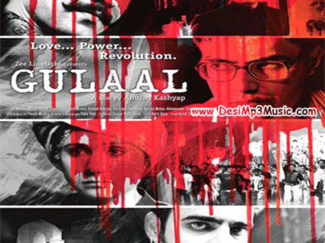 gulaal movie
