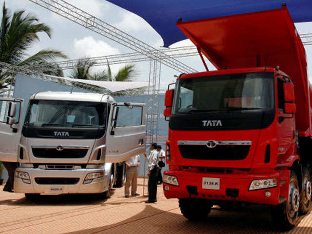 Tata Motors expects 15 per cent growth in commercial vehicles exports