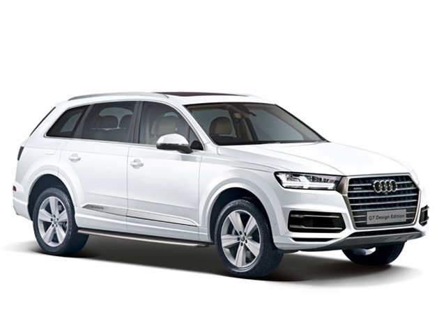 Audi launches Design editions of SUV Q7 and A6 sedan at Rs