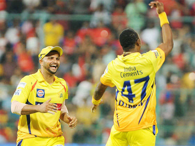 Suresh Raina Said Dismissing A B De Villiers Early Proved To Be The Decisive Turning Point In His Sides 27 Run Victory Over Royal Challengers Bangalore