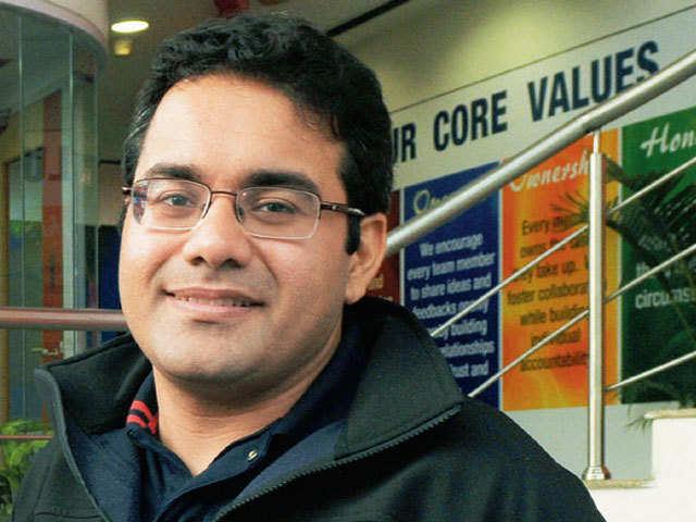 d5f96a02939 ET Awards 2015  Snapdeal cofounder Kunal Bahl wins Entrepreneur of ...