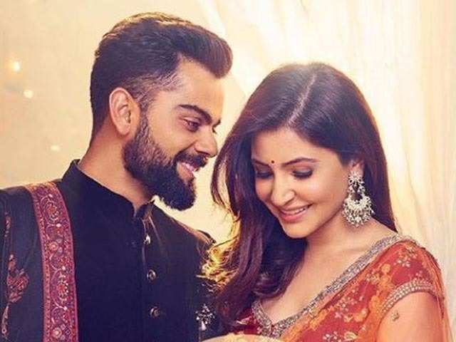 91571fc8773 Virat Kohli Wedding Rumours  Virat Kohli and Anushka Sharma to not have an  Italian wedding next week