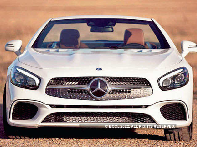 d76e072fce Luxury car  Mercedes-Benz India climbs up the ladder in overall car ...